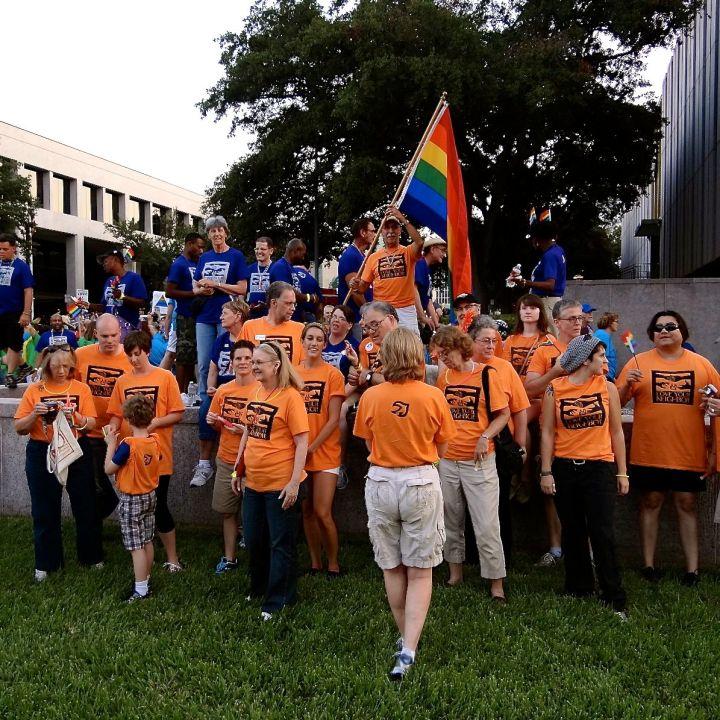 University UMC has Pride!